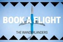 Book A Flight / How to get the cheapest and best flight possible.