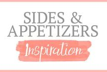 Sides & Appetizers / Side Dishes | Appetizers | Easy | Quick | Yum!