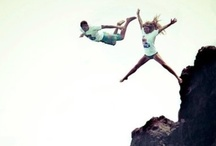 | Leap of Faith! | / by George Kudwa