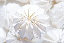 DIY paper / Inspiration and creative DIY ideas with paper, cardboard and recycled paper