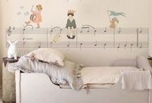 "nursery inspiration...  / ""Babies are such a sweet and nice way to start people"" / by Elizabeth Jones"