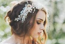 Wedding Hairstyles, Makeup and Nails / Hair, makeup and nail art ideas for your wedding day.