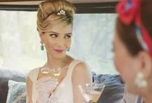Vintage Wedding Ideas / One-of-a-kind finds for the shabby-chic bride.