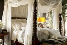 A sweet sleep / I have always loved the bedroom ....it has it all ...FUN / by Nancy Busch