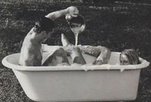 Baths & Bubbles / For the love of baths .... a past time of realaxtion and peace ....... / by Nancy Busch