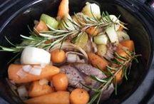 Crock Pot Recipes / by Maria Lopez