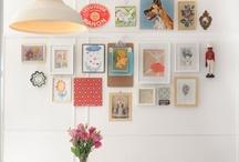 Idées pour la maison / by Anne Chochina