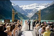 Canadian Wedding Venues / The coolest ceremony and reception spots from coast to coast.