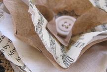 scrapbooking/paper stuff / by Joan DeWitt