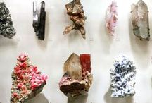 Gems, Minerals & Stones / by Kate Flood