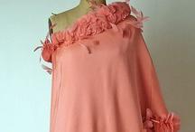 vintage designer/couture dresses / by Susan Gumlock