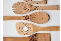 DIY wood / DIY ideas with wood