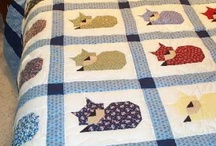 "Quilts with Animals / Please pin only 2 or 3 per day, thanks! Interested in pinning quilts that feature animals?  ""Follow"" this board and email me: pthompson878@yahoo.com / by Pat A. Thompson"