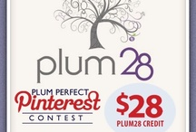 Ended! Pin to Win in April with Plum28!! / Just pin this image plus 3-5 images from our Outdoor Furniture section (http://www.plum28.com/Under-the-Stars-c85/) and you're in it to win it!! We'll randomly select one winner on April 28th to win a $28 Plum 28 Gift Card!!