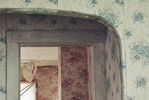 Lieux abandonnés ?.... / by Anne Chochina