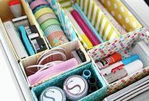 Homemaking/Organization
