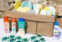 Summer Wedding Ideas / Embrace the great outdoors with these warm-weather wedding finds.