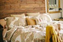 Bedroom Ideas / by Nicole Beach