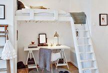 INTERIOR small rooms