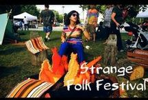 Fort Featherbottom-Strange Folk / Strange Folk Festival-Fort Featherbottom