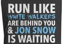 Keep Running / All about running