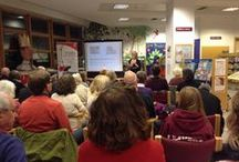 Shell Shocked Britain on Tour! / Pictures from my talks and signings and links to posts on my virtual blog tour.