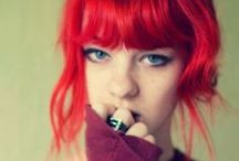 PEOPLE • Female • Red Hair
