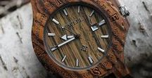 Exotic Wood Watches / Exotic wood watches add a natural, classic touch to your every day wardrobe. Our wood watches are available in a variety of wood types, metals, and strap types.