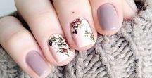 nails and make up.