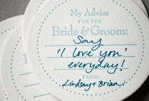 WEDDING guestbook ideas / WEDDING guestbook ideas