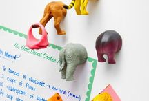 DIY magnets / DIY ideas for making magnets by yourself