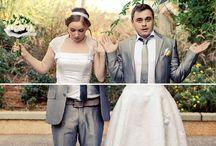 WEDDING photo inspiration / Inspiration für Hochzeitsfotos & Fotoideen zum Nachmachen