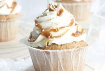 FOOD muffins + cupcakes