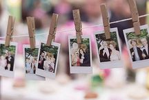 WEDDING photo decoration