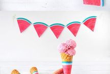 PARTYIDEAS kids / partyideas for kids and toddlers. DIY, decor, food