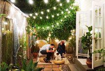 GARDEN furniture & decor / Dekoration, Möbel und Inspiration für den Garten.