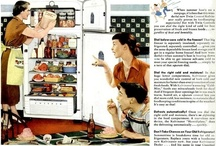 vintage advertising, photos and print  / vintage ads and such that make me smile