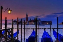 venice, italy / my husband's birthplace and my former residence, fond memories here