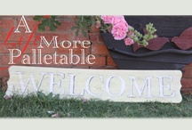 ALifeMorePalletable / by ALifeMorePalletable- Sarah Thompson