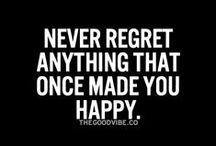 Positive thinking!