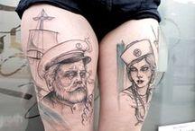 ink. / tattoos. ink. color.