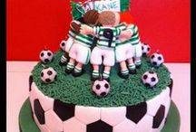 CAKES DEPORTES / by Soyarroz Productos Light