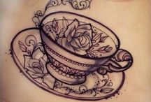 Tattoos & Piercings / by Heather Hatter