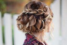 Braided Hair / Braided hair style ideas