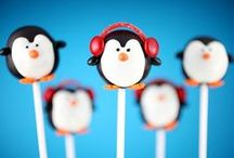 Cake Pops / Adorable, Creative and Fun Cake Pops for all occasions