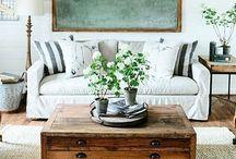 Living room decor / Living Room Home Decor