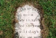 Tombstone Tuesday / Tombstone Tuesday is a daily blogging prompt at GeneaBloggers used by many genealogy bloggers to help them post content on their sites.  To participate in Tombstone Tuesday simply create a post which includes an image of a gravestone of one or more ancestors and it may also include a brief description of the image or the ancestor. / by GeneaBloggers
