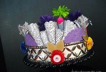 You've Been Crowned by Cherice / Crowns that have been handcrafted by Cherice- Destination Create