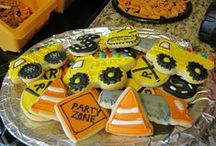 Party On! Oh Boy / Party ideas for young boys. DIY decor, food & favors