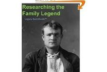 Genealogy Books - Kindle / A selection of genealogy and family history books available in Kindle format via Amazon.com. / by GeneaBloggers